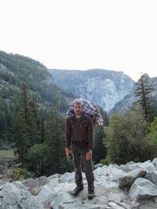 Snake Dike Half Dome Yosemite