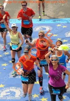 Boston Marathon • Debbie Fischer