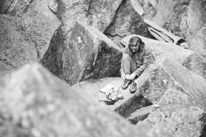 Squamish B.C. • Rosie Bates by Photographer Jonathan Finch