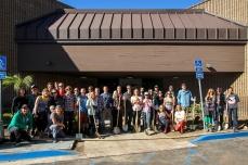 Mesa Rim Mission Valley Groundbreaking Ceremony