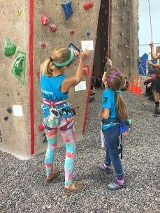Team Mesa Rim competing at Solid Rock