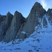 Mt. Whitney Mountaineers Trail by Doug Tomczik