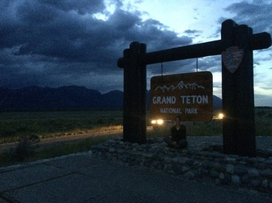 Hiking Grand Teton